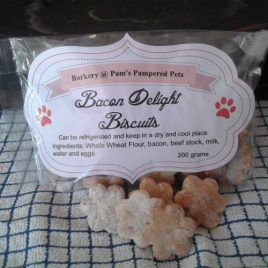 Bacon Delight Biscuits