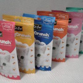 Kit Cat-KittyCrunch food